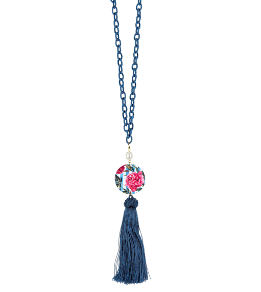 flower-rose-necklace-pearl-stone